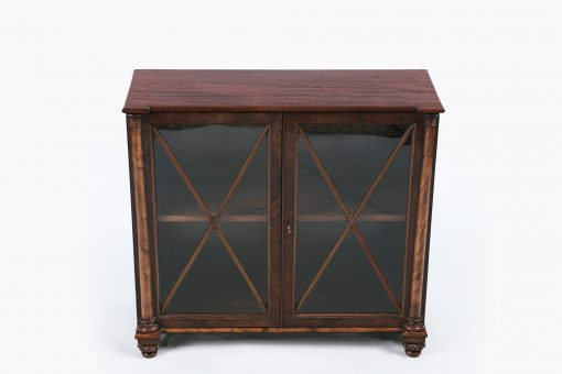 10371 - Early 19th Century Miniature Display Cabinet