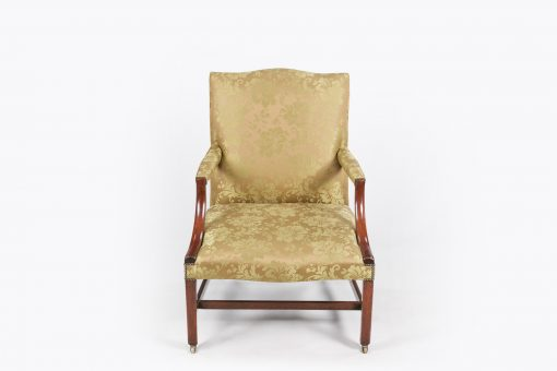 10430 - Early 19th Century Gainsborough Armchair after Chippendale
