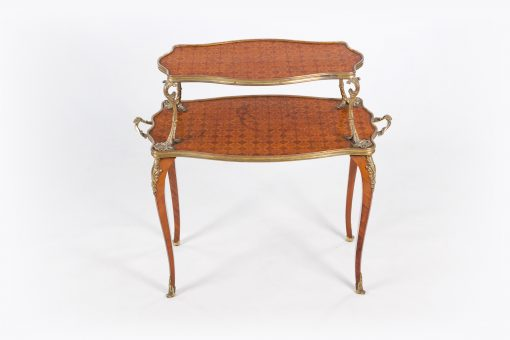 10444 - 19th Century Kingwood Etagere