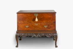 10448 - 18th Century Irish George II Blanket Chest