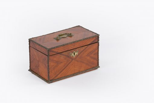 10456 - 18th Century George III Tea Caddy