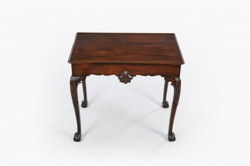 10468 - 18th Century Silver Table