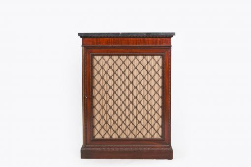 9067 - Early 19th Century Regency Cabinet