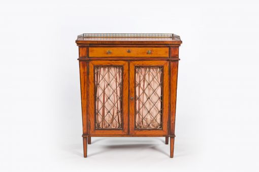 10489 - Early 19th Century Regency Cabinet