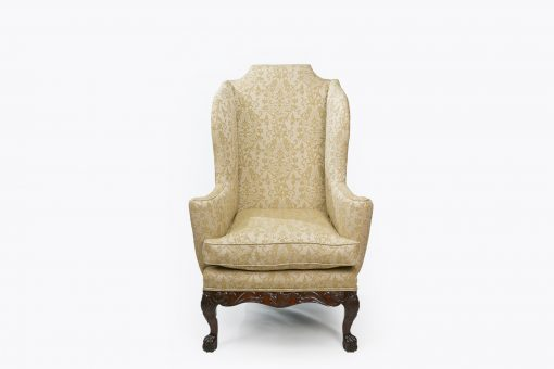 10527 - 18th Century George III Wing Chair
