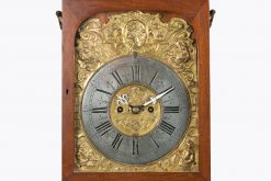 10531 - 19th Century Mahogany Wall Bracket Clock