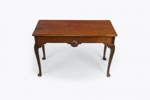 7562 - 18th Century Irish Mahogany Side Table