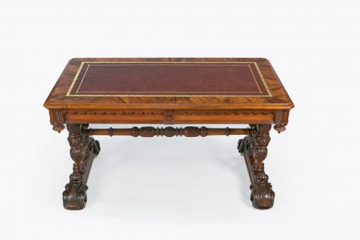 8229 - Early 19th Century William IV Library Table