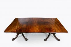 10299 - Early 19th Century Regency Dining Table