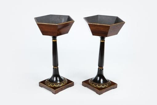 10554 - Early 19th Century Regency Pair of Jardiniere Stands after Thomas Hope