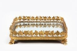 10563 - Early 19th Century Regency Gilt Bronze Surtout de Table