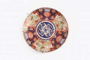 10203 – 19th Century Japanese Large Imari Charger