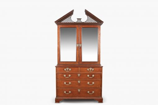 10594 - Early 19th Century Regency Estate Cabinet