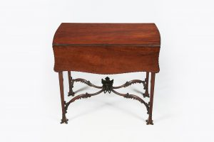 10267 – 18th Century Mahogany Pembroke Table after Chippendale