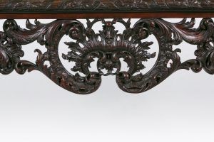 10306 – 18th Century Irish Chippendale Side Table
