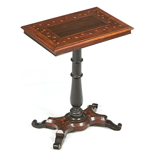 19th Century Killarney Occasional Table