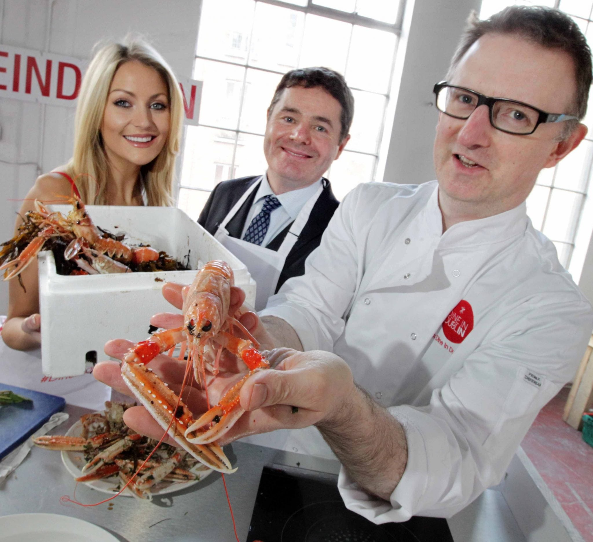 NO FEE 16 Dine in Dublin launch