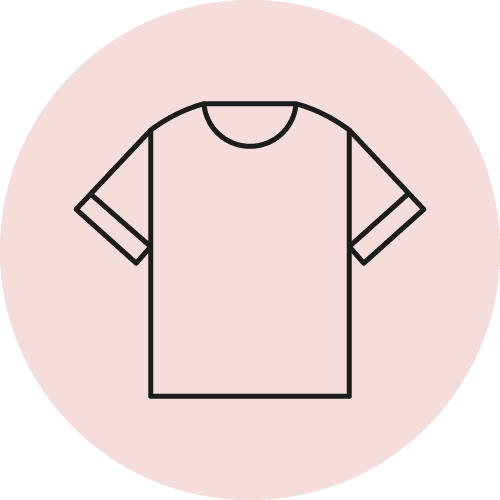 Wear loose cotton clothes after treatment